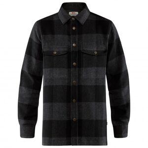 Fjällräven - Canada Shirt - Shirt size 3XL;L;S;XL;XXL, red/black;black/brown;black;grey/olive
