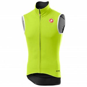 Castelli - Perfetto RoS Vest - Cycling vest size S, green