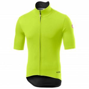 Castelli - Perfetto Ros Light - Cycling jersey size S, green