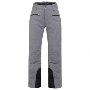Peak Performance - Women's Scoot Melange Pant - Ski trousers size L;M;S;XL;XS, grey