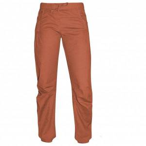 ABK - Women's Zora Pant V3 - Bouldering trousers size L;S;XS, brown/red;orange/brown