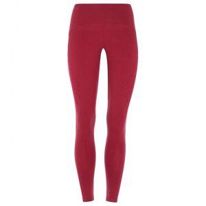 Mandala - Women's Flock Print Tights - Leggings size L;M;S;XS, red/pink;black