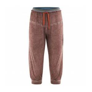Red Chili - Unra 3/4 Jersey Pants - Shorts size XS, brown/red