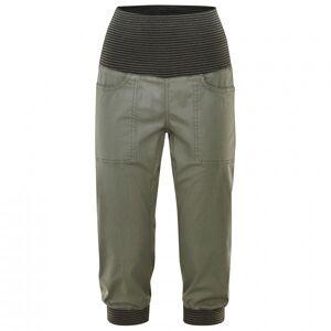 Red Chili - Women's Gela 3/4 Pants - Shorts size XS, olive/grey/black