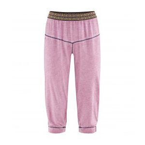 Red Chili - Women's Unra 3/4 Pants II - Shorts size XS, pink