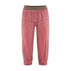 Red Chili - Women's Unra 3/4 Pants II - Shorts size XS, pink/red