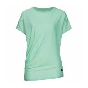 super.natural - Women's Yoga Loose Tee - T-shirt size S, green