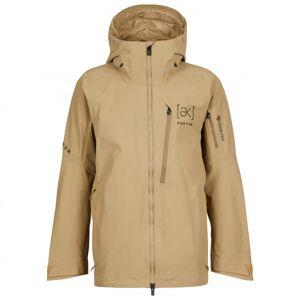 Burton - AK Gore Cyclic Jacket - Ski jacket size S, white/olive