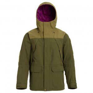 Burton - Breach Jacket - Ski jacket size S, olive