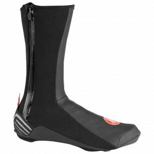 Castelli - RoS 2 Shoecover - Overshoes size S, black