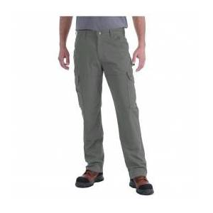Carhartt - Cotton Ripstop Pant - Casual trousers size 32 - Length: 30, grey