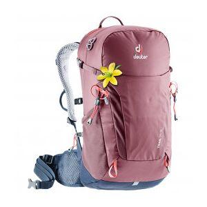 Deuter - Women´s Trail 24 SL - Walking backpack size 24 l, grey/pink
