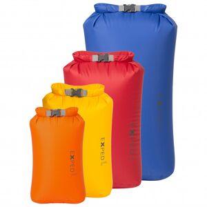 Exped - Fold Drybag BS - Stuff sack size 1 l - XXS;13 l - L;22 l - XL;40 l - XXL;8 l - M, green;blue;turquoise;red;green/olive