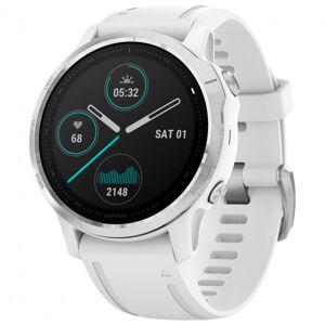 Garmin - Fenix 6S - Multi-function watch size 20 mm, white/ silber