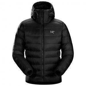 Arc'teryx - Cerium SV Hoody - Down jacket size M, black
