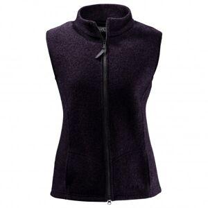 Mufflon - Women's Vita - Merino vest size S, black