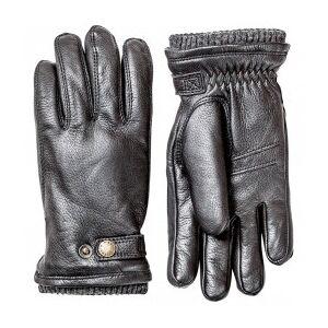 Hestra - Utsjö - Gloves size 10, grey/black