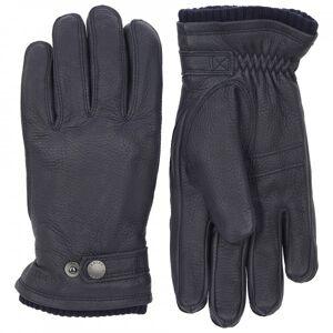 Hestra - Utsjö - Gloves size 8, black