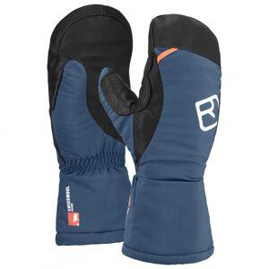 Ortovox - Swisswool Freeride Mitten - Gloves size XL, blue/black
