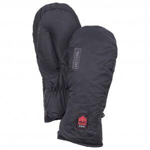 Hestra - Heated Liner Mitt - Gloves size 10, black