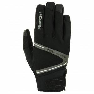 Roeckl Sports - Rhone - Gloves size 7,5, black