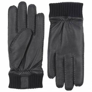 Hestra - Vale - Gloves size 8, black