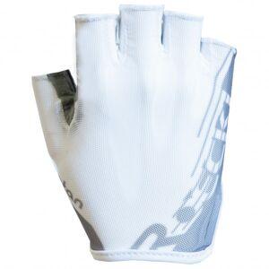 Roeckl Sports - Ilova - Gloves size 9,5, white/grey