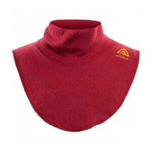 Aclima - Kid's WW Neck Children - Neck warmer size M - 4-6 years, red