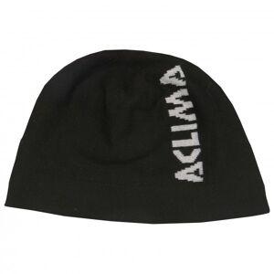 Aclima - Warmwool Jib Beanie - Beanie size L;M;S;XL, black/blue;black;black/brown