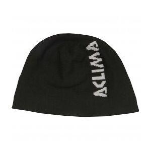 Aclima - Warmwool Jib Beanie - Beanie size S, black
