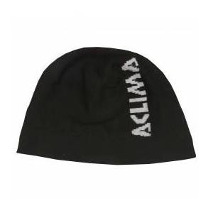Aclima - Warmwool Jib Beanie - Beanie size M, black