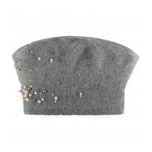 Eisbär - Women's Cassie Pearl - Beanie size One Size, grey