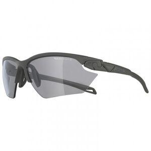 Alpina - Twist Five HR Shild VL+ S1-3 - Cycling glasses grey;grey/black
