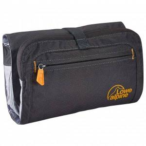 Alpine Lowe Alpine - Roll-Up Wash Bag - Wash bag size One Size - 23x17x2 cm, black