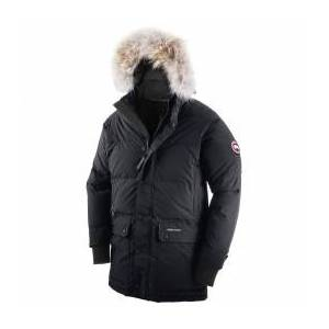 Canada Goose - Emory Parka size L, black