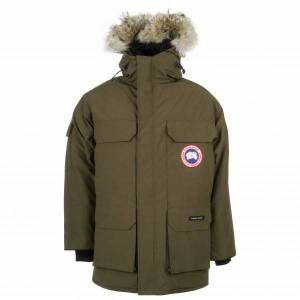 Canada Goose - Expedition Parka - Winter jacket size L, olive