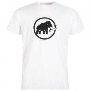 Mammut - Mammut Logo - T-shirt size M, white