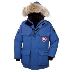 Canada Goose - Ladies PBI Expedition Parka size L, blue