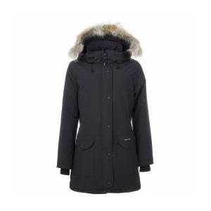 Canada Goose - Women's Trillium Parka - Coat size L, black