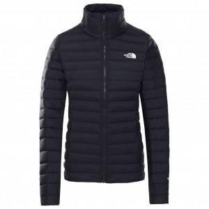 The North Face - Women's Stretch Down Jacket - Down jacket size XL, black