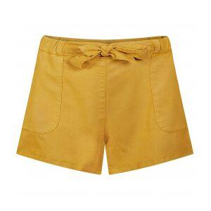 Bleed - Women's Easyaspie Tencel Shorts - Shorts size XS, orange