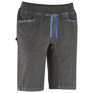 Edelrid - Women's Glory Shorts II - Shorts size XS, black/grey