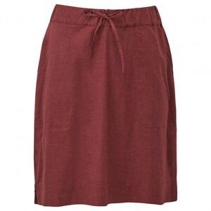 Sherpa - Women's Kiran Skirt - Skirt size L, red