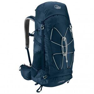 Alpine Lowe Alpine - Airzone Camino Trek 30 - Mountaineering backpack size 30-40 l - M: 46 cm, blue/black