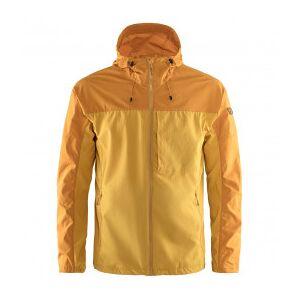Fjällräven - Abisko Midsummer Jacket - Casual jacket size L, orange/brown