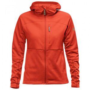 Fjällräven - Women's Abisko Trail Fleece - Fleece jacket size M, red