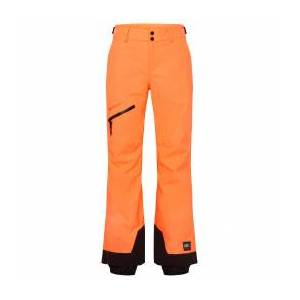 O'Neill s GTX Mountain Madness Pants - Ski trousers size XL, orange