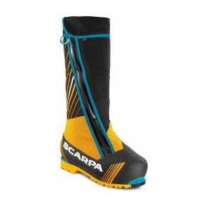 Scarpa - Phantom 8000 - Expedition boots size 47, black/orange