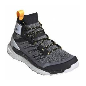adidas - Women's Terrex Free Hiker Parley - Walking boots size 4, black
