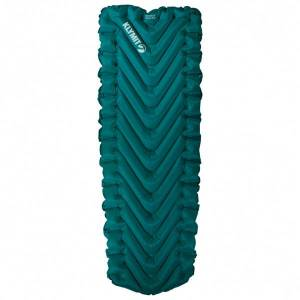 Klymit - Static V Luxe SL - Sleeping mat size XL, turquoise